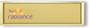 New Radiance MedSpa Small Executive Gold badge
