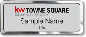 Keller Williams Towne Square Realty Prestige Polished badge