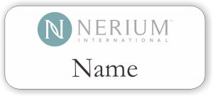 Nerium White Badge