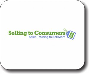 Selling to Consumers Mousepad