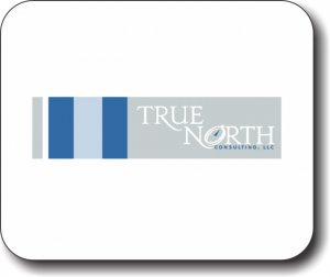 True North Consulting, LLC Mousepad