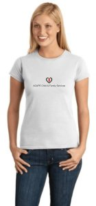 AGAPE Child and Family Services T-Shirt Female
