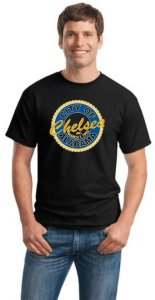 Chelsea, City of T-Shirt