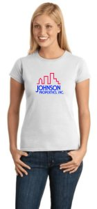 Johnson Properties T-Shirt Female