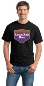 Kansas State Bank T-Shirt