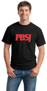 PBS and J T-Shirt