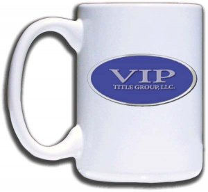 VIP Title Group Mug