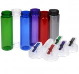 Plastic Sport Bottle with Flip Top