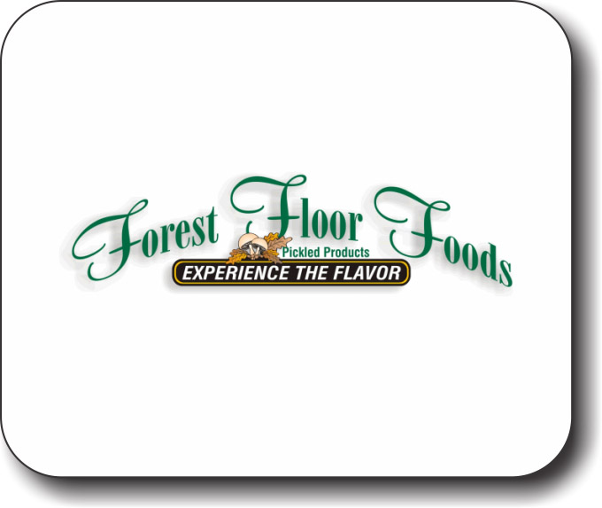 Forest Floor Foods Mousepad