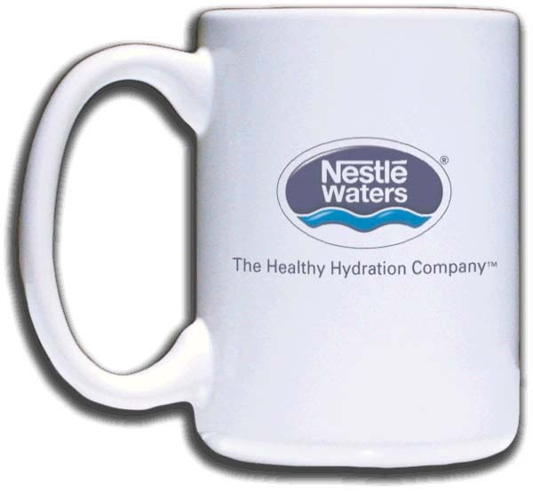 Nestle Waters Mug